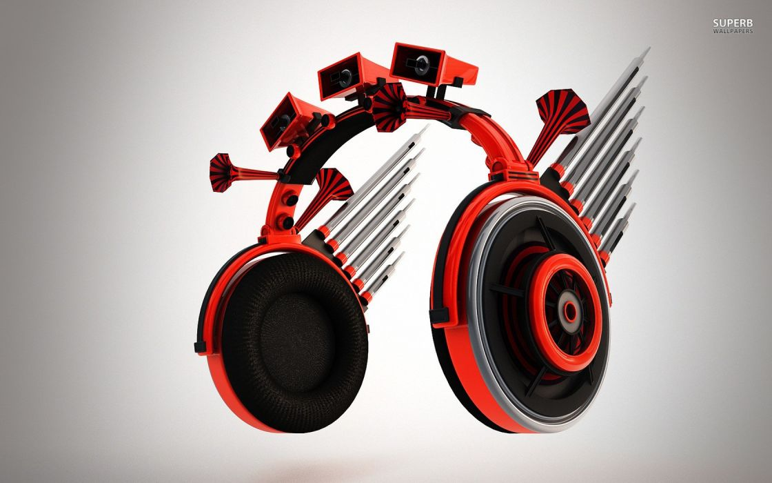 speakers wallpaper