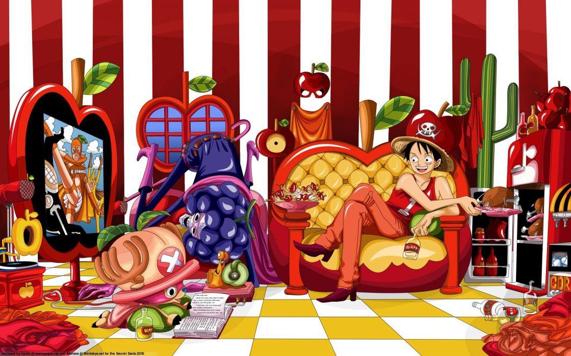 One Piece (anime) Festival anime manga Monkey D Luffy wallpaper