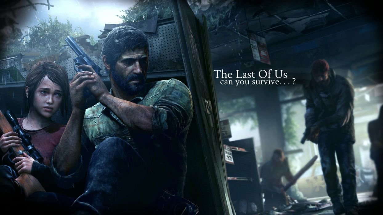 video games quotes naughty dog Playstation 3 The Last of Us Joel Ellie Sony Computer Entertainment wallpaper