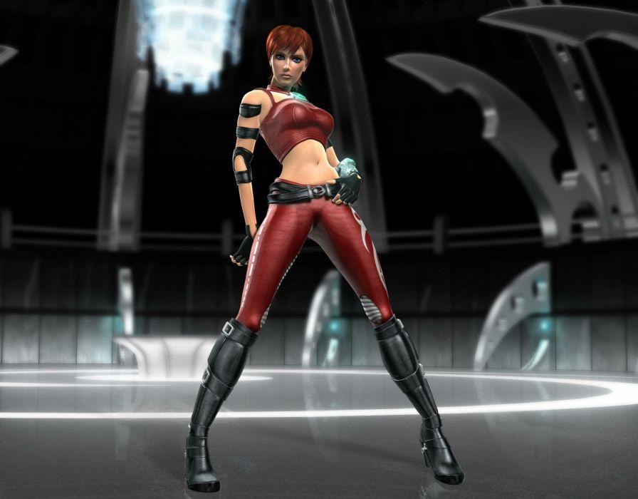 ati ruby character 3d woman graphic ati-ruby desktop 2400x2400 hd-wallpaper-227443 wallpaper