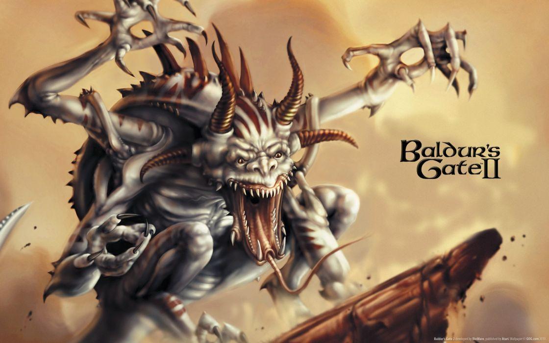 BALDURS GATE fantasy (1) wallpaper