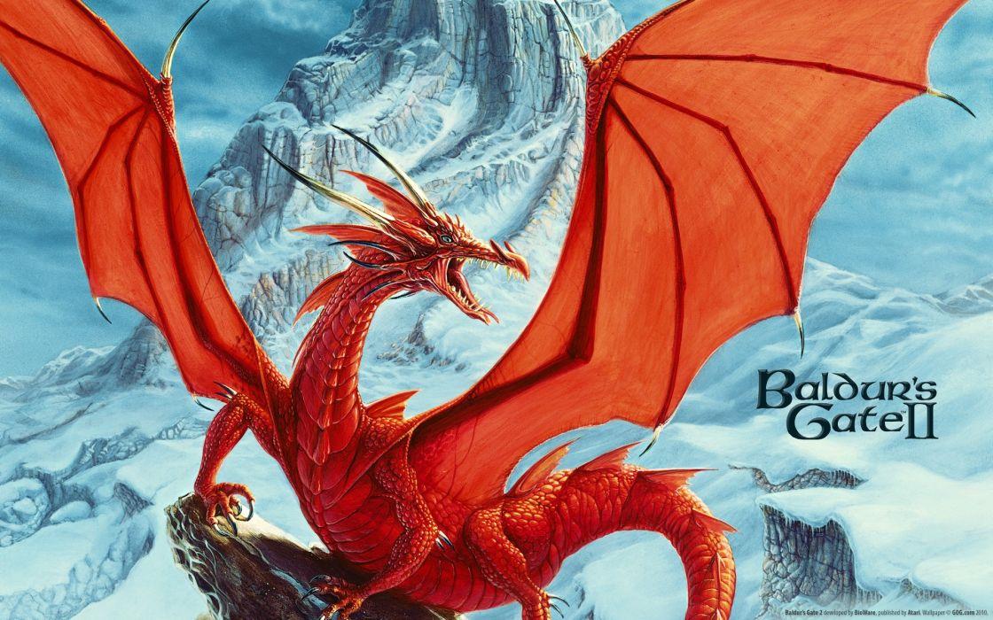 BALDURS GATE fantasy (6) wallpaper