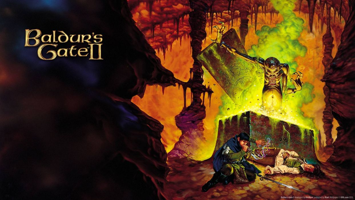 BALDURS GATE fantasy (7) wallpaper