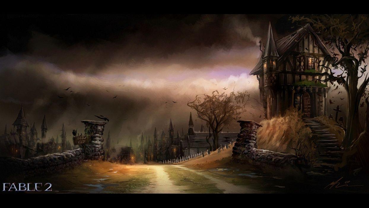 FABLE fantasy (5) wallpaper