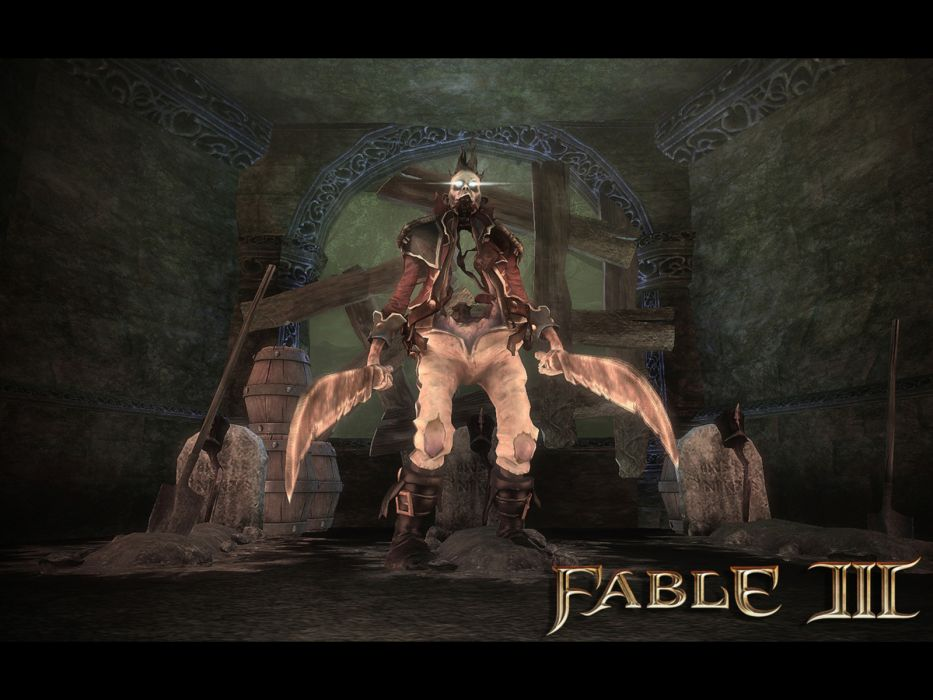 FABLE fantasy (38) wallpaper