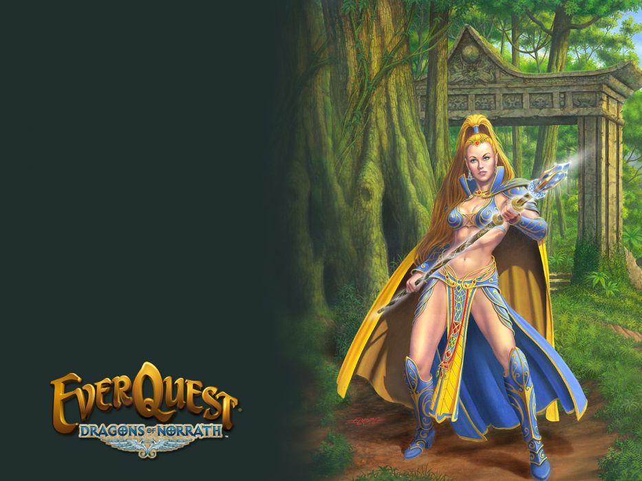 EVERQUEST fantasy (1) wallpaper
