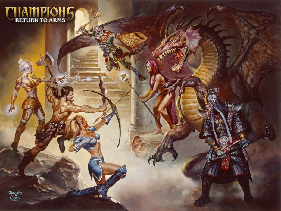 EVERQUEST fantasy (12) wallpaper