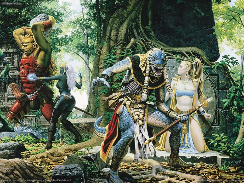 EVERQUEST fantasy (21) wallpaper