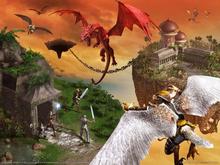 EVERQUEST fantasy (38) wallpaper