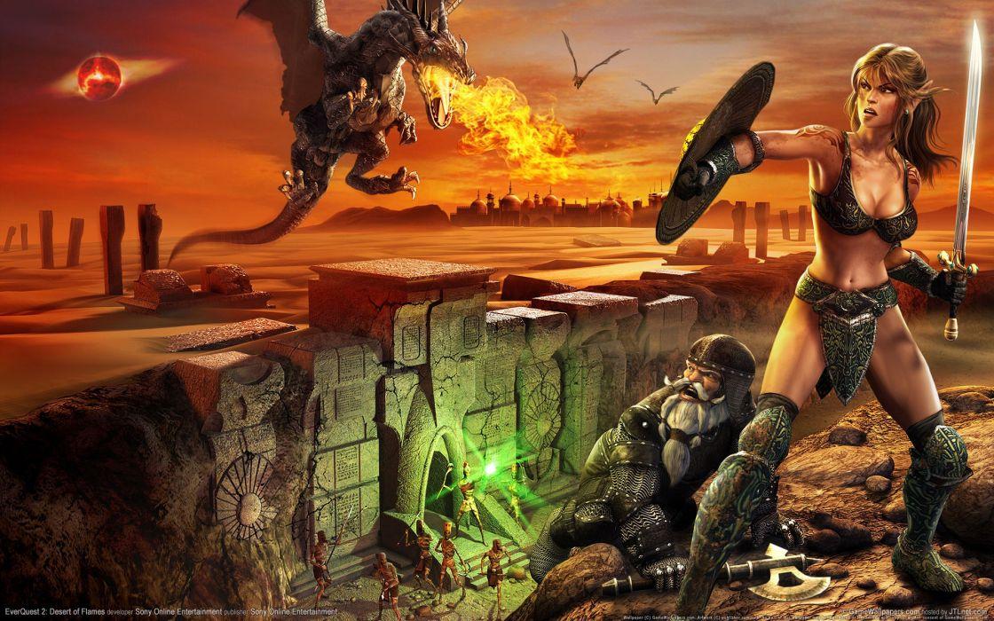 EVERQUEST fantasy (43) wallpaper