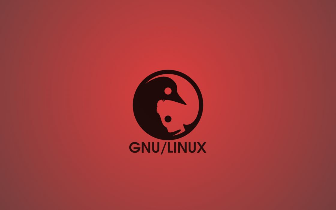 linux gnu red systems computer wallpaper