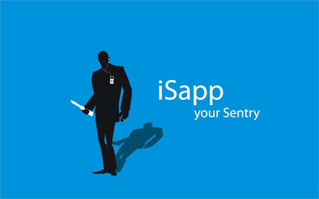 Apple Inc_ iPod silhouettes Spy TF2 slogan Team Fortress 2 wallpaper