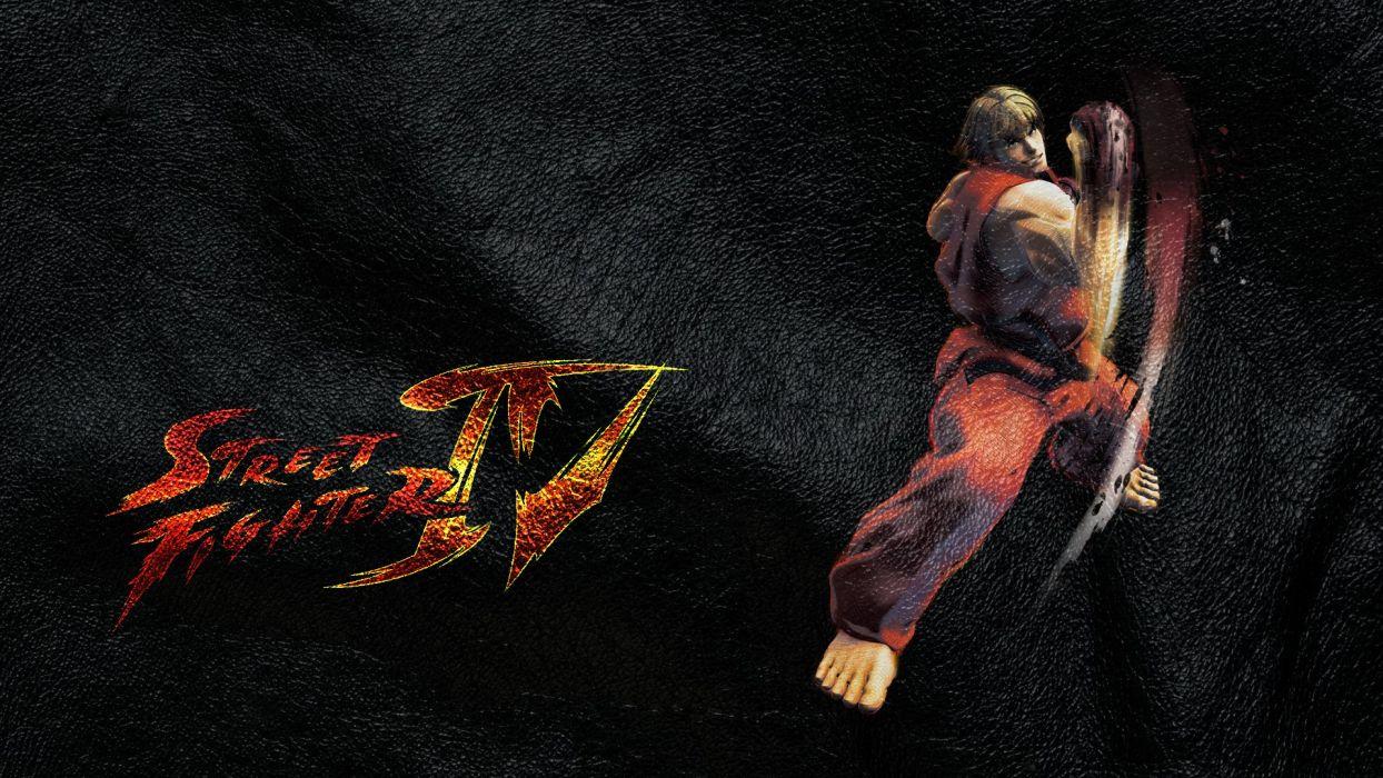 Street Fighter Street Fighter IV Ken wallpaper