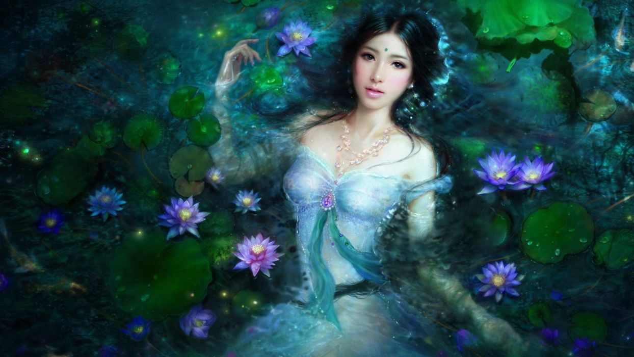 women Ruoxing Zhang wallpaper