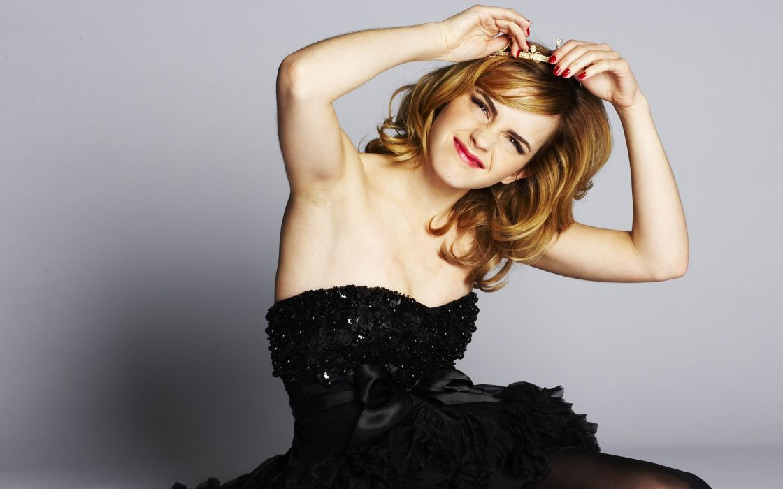 blondes women Emma Watson actress wallpaper