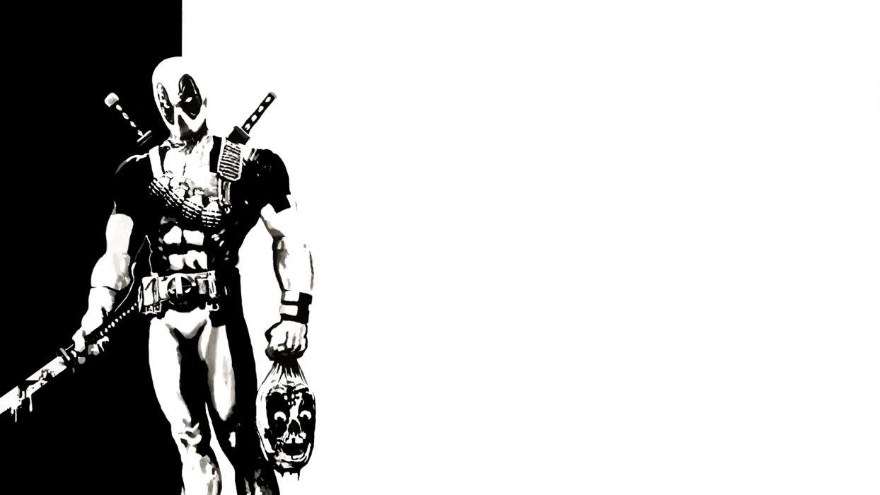 Deadpool Wade Wilson Marvel Comics Wallpaper 1920x1080 214512 Wallpaperup