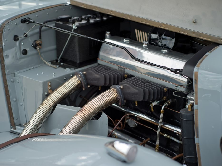 1938 Aston Martin 15-98 retro engine       h wallpaper