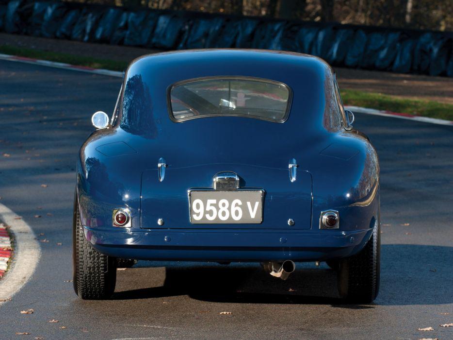 1950-53 Aston Martin DB2 Vantage Saloon retro race racing  t wallpaper