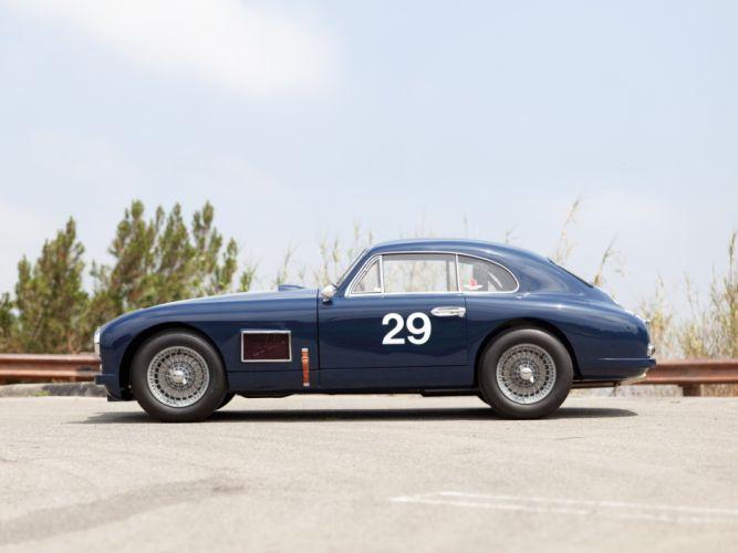 1950-53 Aston Martin DB2 Vantage Saloon retro e wallpaper