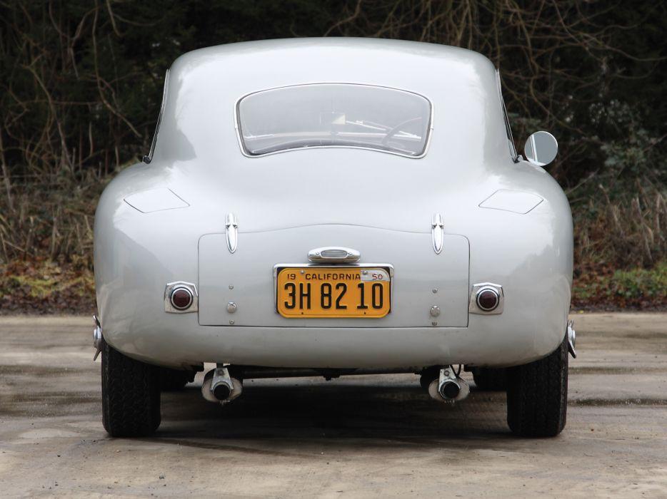 1950-53 Aston Martin DB2 Vantage Saloon retro   k wallpaper