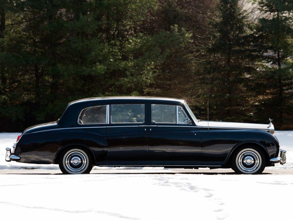 1959-63 Rolls Royce Phantom V Park Ward Limousine luxury retro classic   f wallpaper
