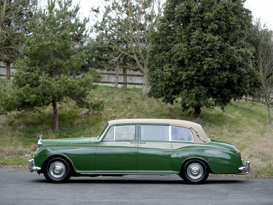 1959-63 Rolls Royce Phantom V Park Ward Limousine luxury retro classic  e wallpaper