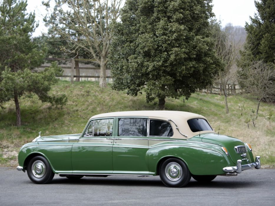 1959-63 Rolls Royce Phantom V Park Ward Limousine luxury retro classic  ee wallpaper