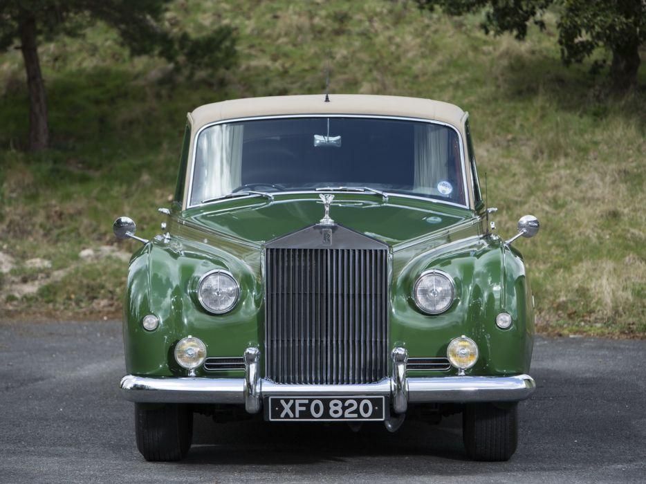 1959-63 Rolls Royce Phantom V Park Ward Limousine luxury retro classic  r wallpaper