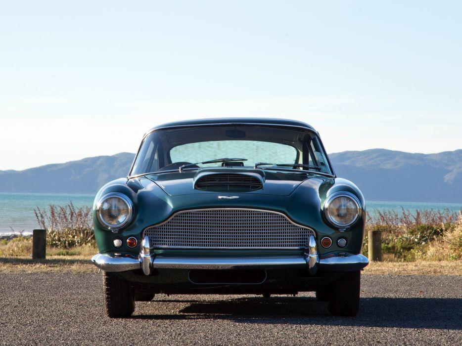 1960 Aston Martin DB4 UK-spec (Series-II) classic  e wallpaper