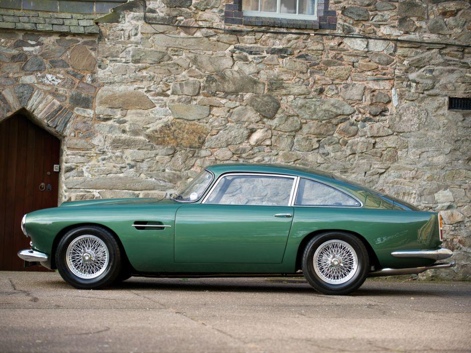 1960 Aston Martin DB4 UK-spec (Series-II) classic  d wallpaper