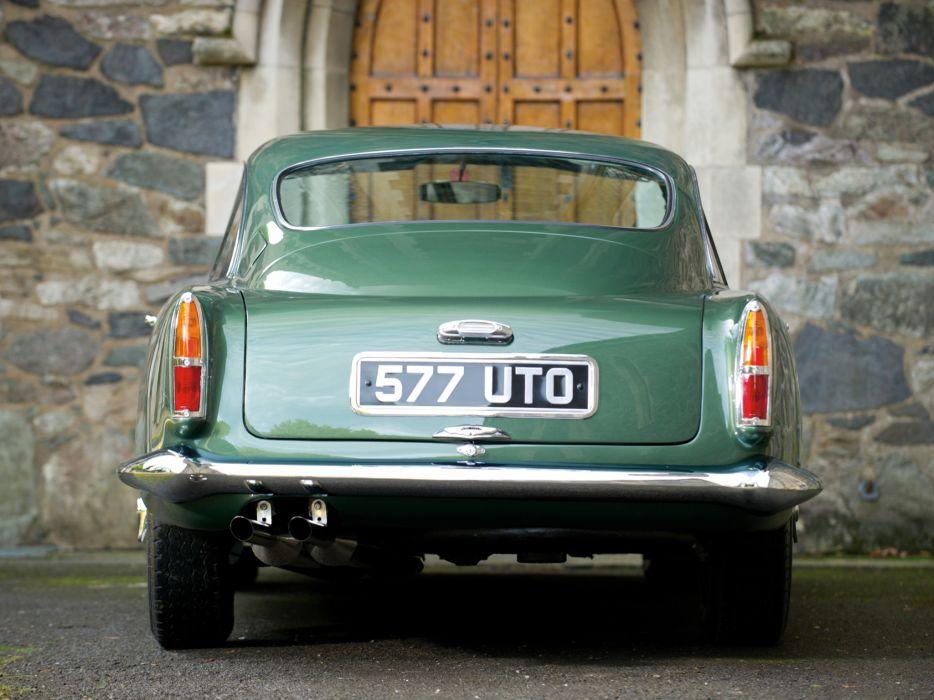 1960 Aston Martin DB4 UK-spec (Series-II) classic  g wallpaper