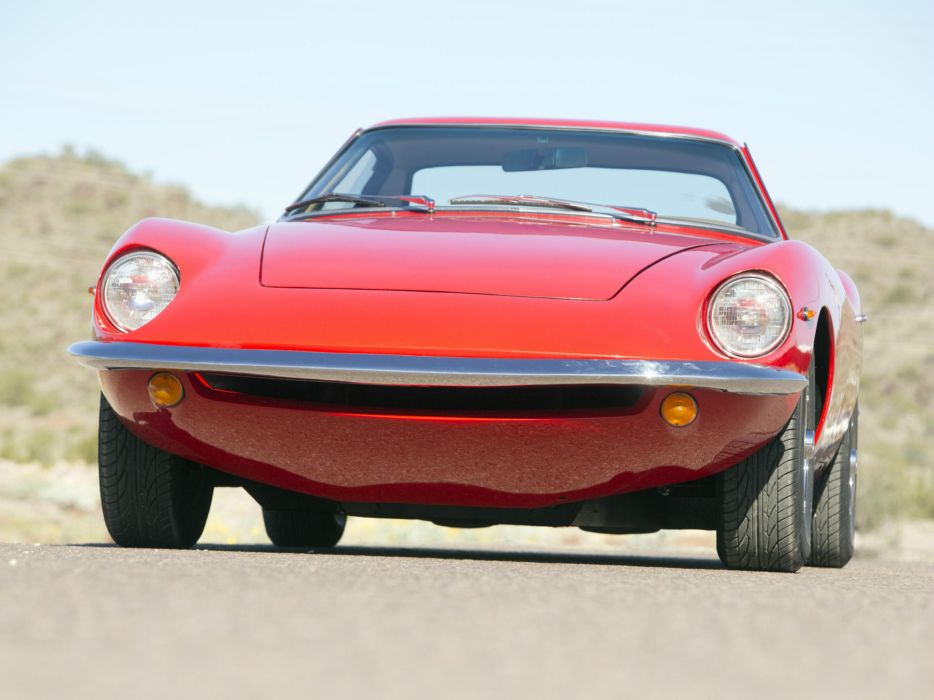 1966-70 Intermeccanica Omega supercar classic       g wallpaper