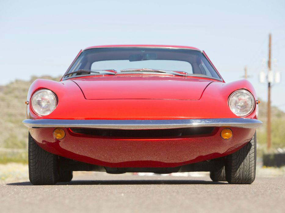 1966-70 Intermeccanica Omega supercar classic   f wallpaper