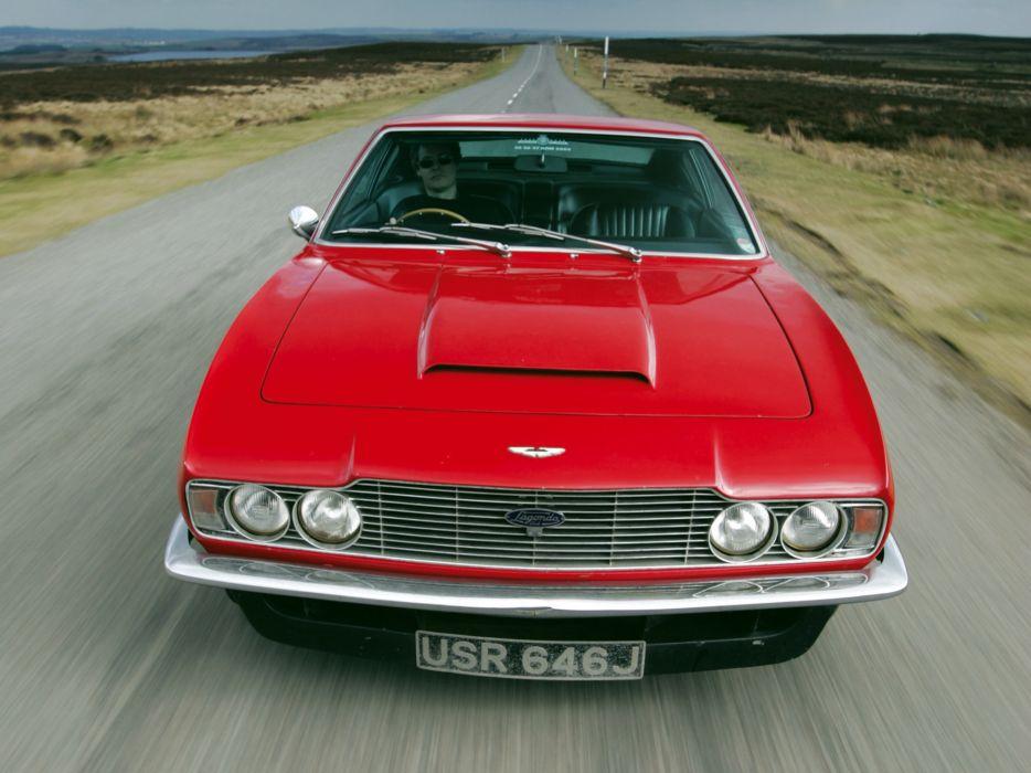 1967-72 Aston Martin DBS Vantage supercar classic  ew wallpaper
