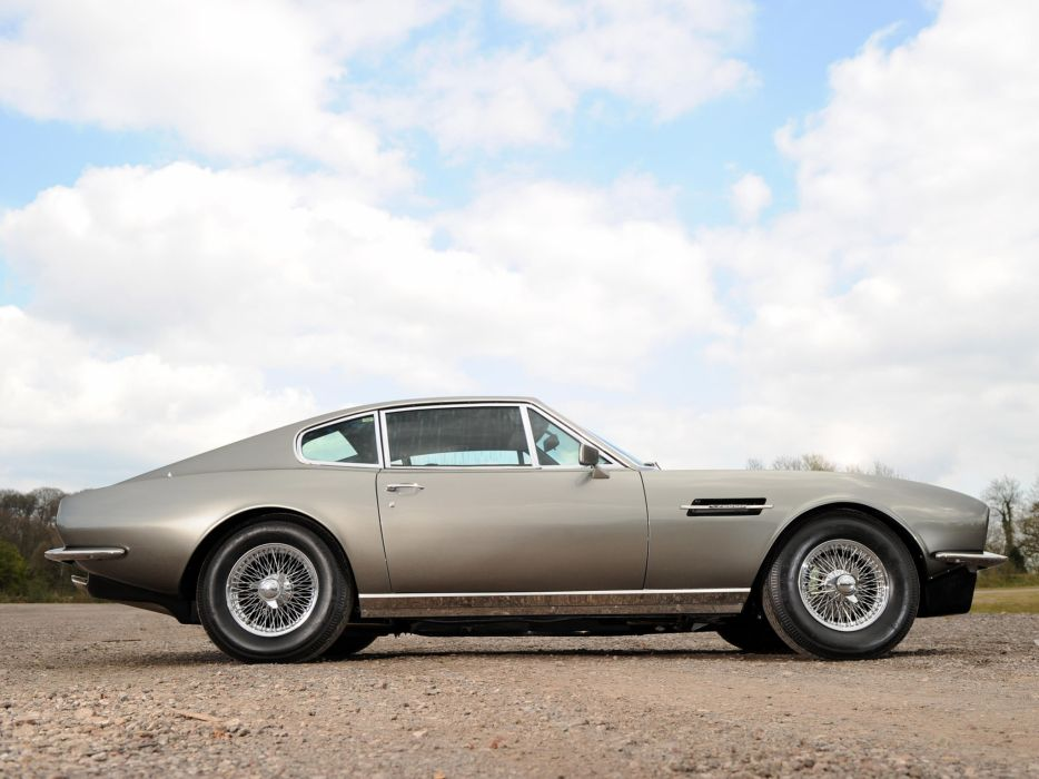 1967-72 Aston Martin DBS Vantage supercar classic  e wallpaper