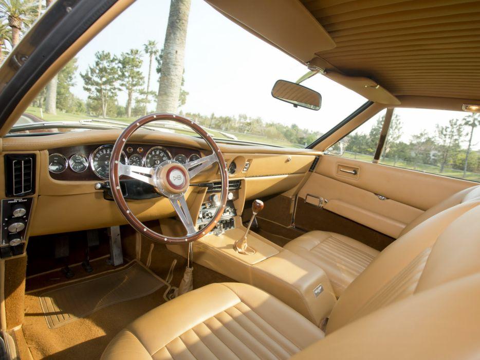 1967-72 Aston Martin DBS Vantage supercar classic interior    d wallpaper