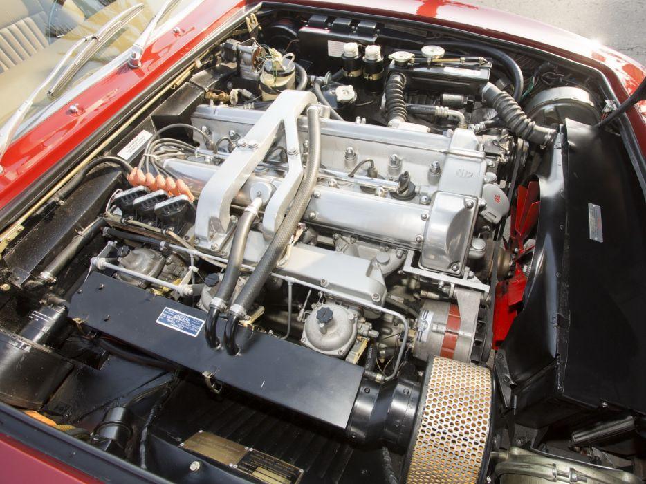 1967-72 Aston Martin DBS Vantage supercar classic engine  w wallpaper