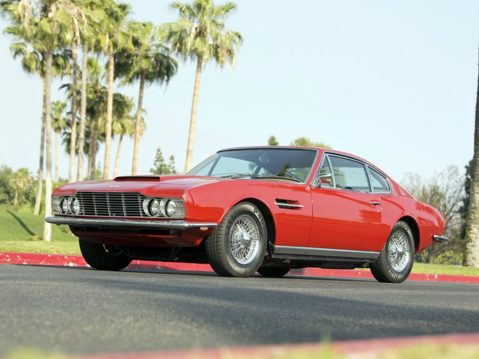1967-72 Aston Martin DBS Vantage supercar classic  r wallpaper