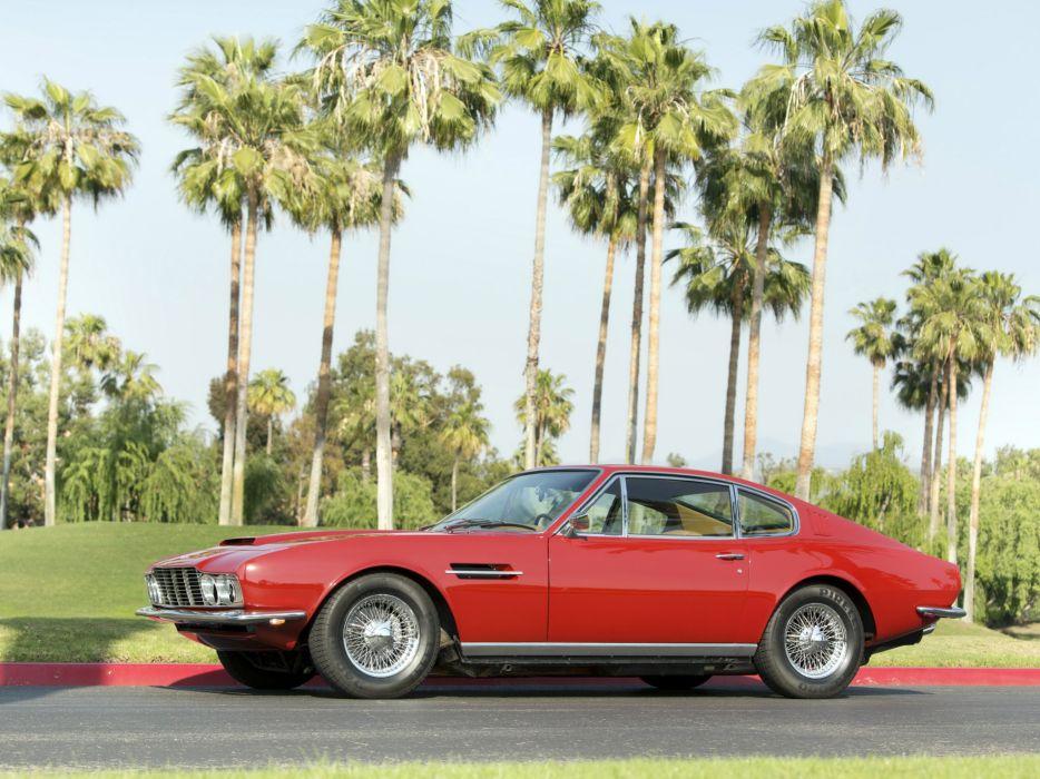 1967-72 Aston Martin DBS Vantage supercar classic   t wallpaper