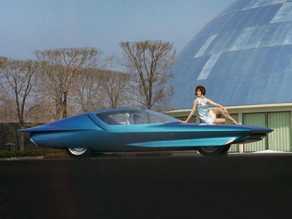 1969 Buick Century Cruiser Concept Car wallpaper
