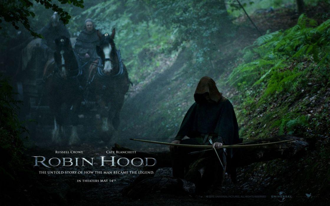 movies Robin Hood wallpaper