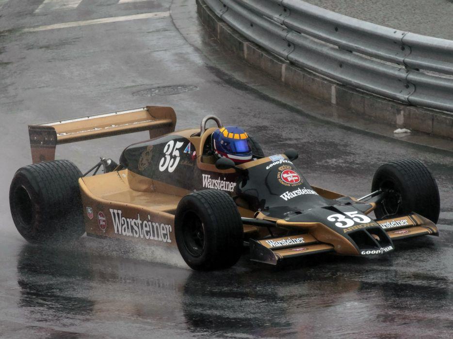 1979 Arrows A1B formula f-1 race racing      g wallpaper