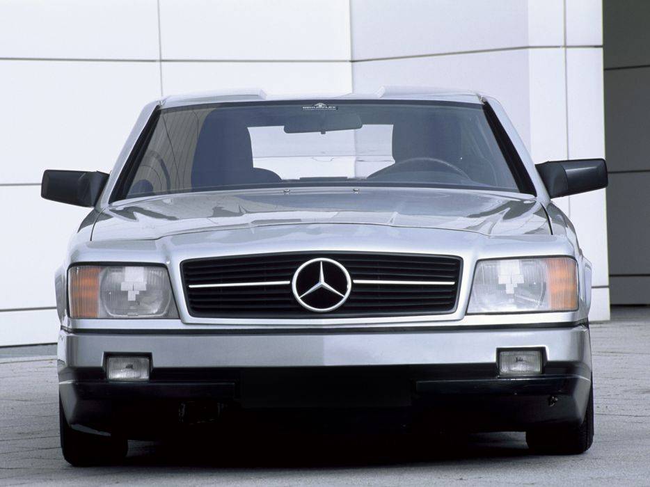 1981 Mercedes Benz Auto 2000 Concept stationwagon f wallpaper