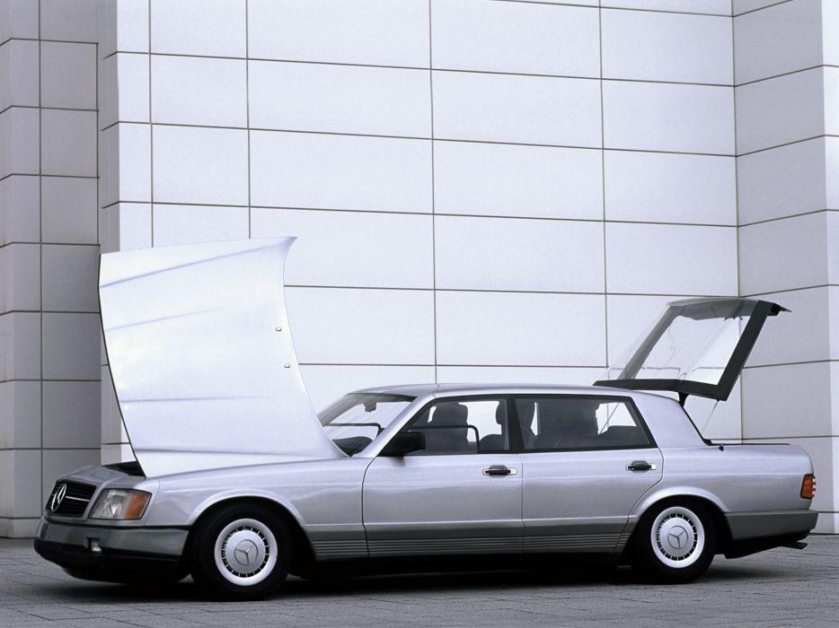 1981 Mercedes Benz Auto 2000 Concept stationwagon   h wallpaper