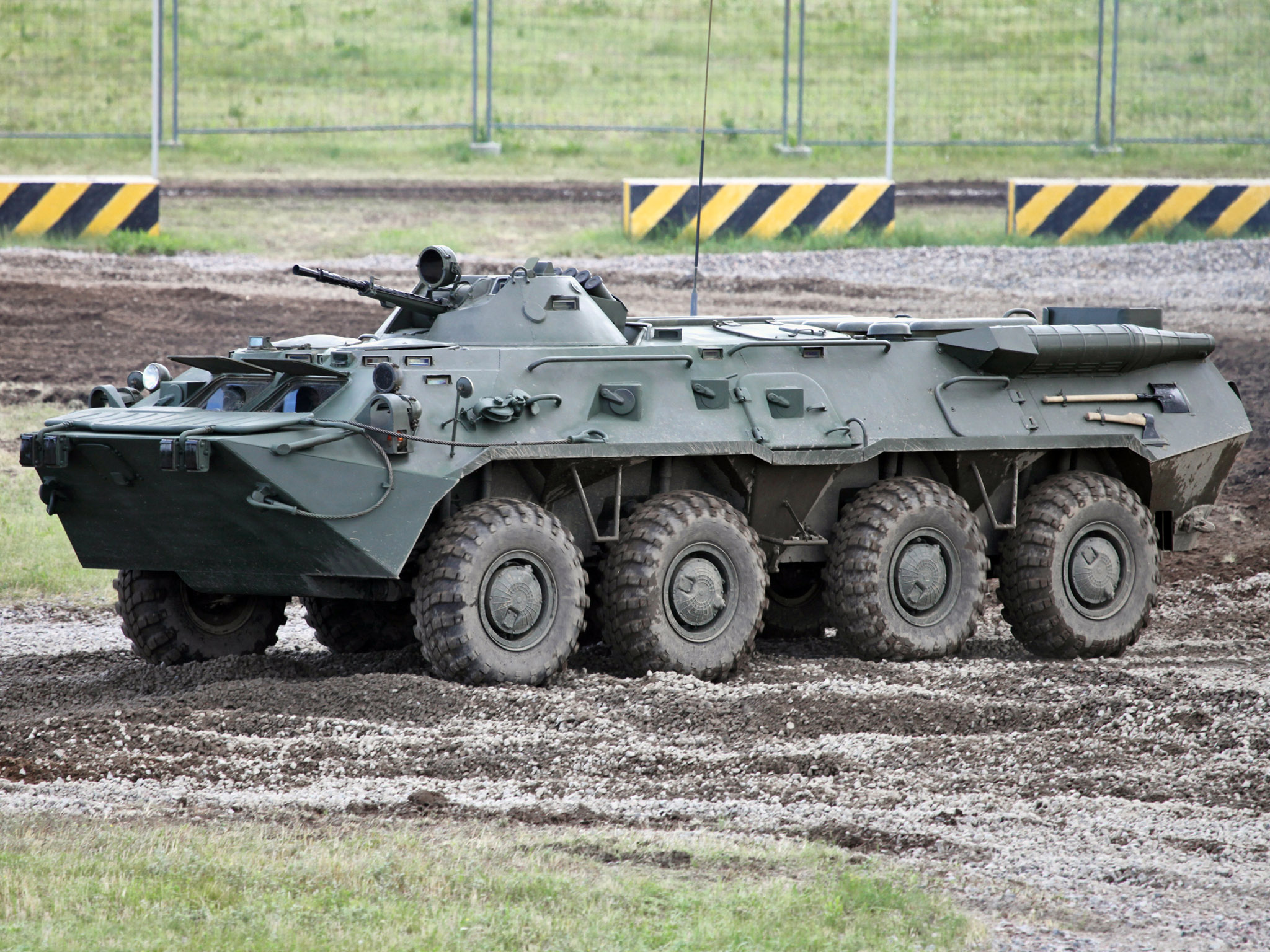 1984 GAZ 5903 BTR 80 military 8-0 8x8 s wallpaper | 2048x1536