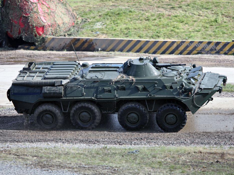 1984 GAZ 5903 BTR 80 military 8-0 8x8   s wallpaper