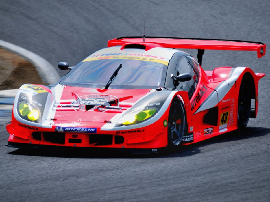 2004 Autobacs Garaiya GT300 R race racing       g wallpaper