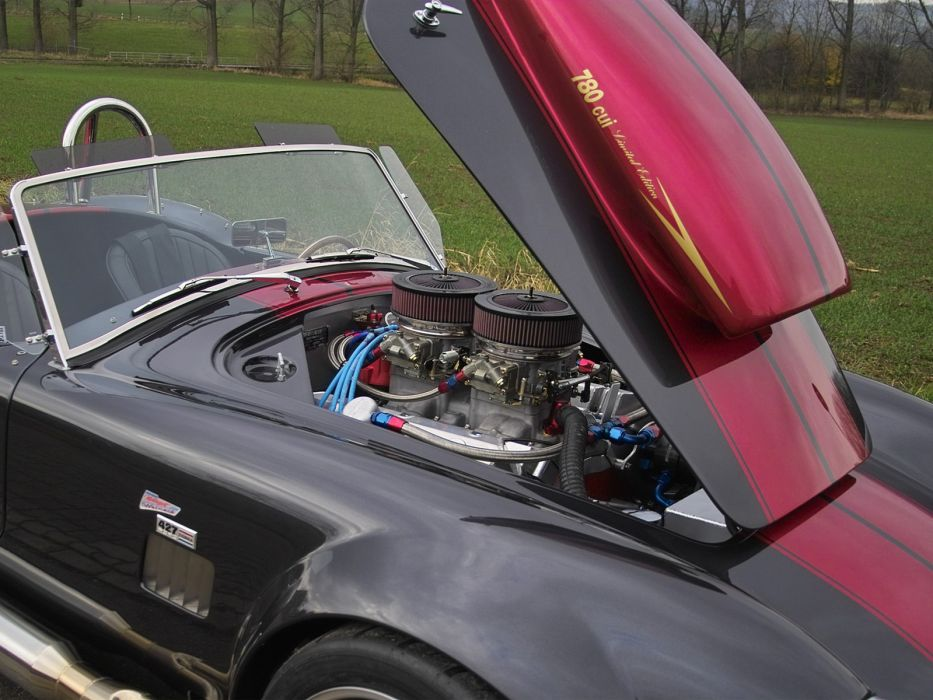 2006 Weineck Cobra 780cui replica shelby muscle hot rod rods engine     f wallpaper