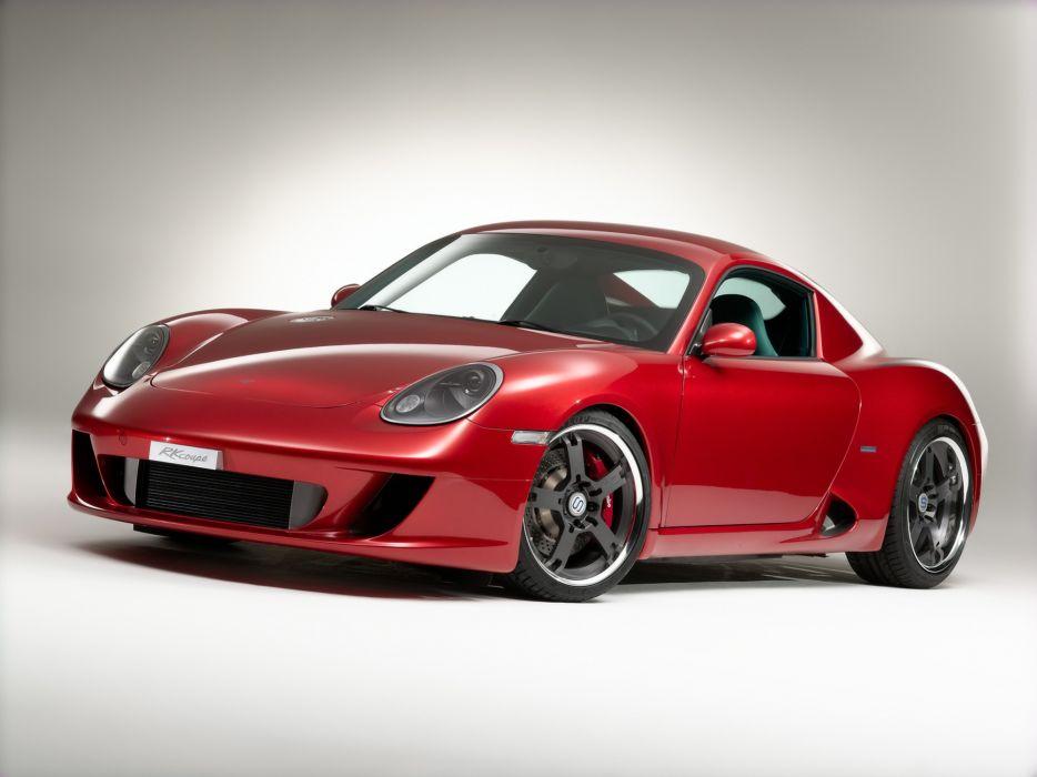 2007 Coupe Porsche Cayman tuning          g wallpaper
