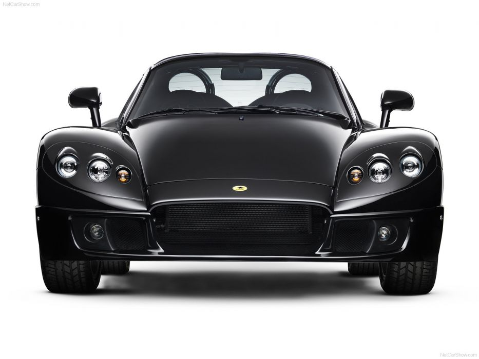 2007 Lobini H-1 Roadster supercar    f wallpaper